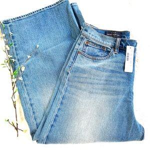 Jcrew rayner wide leg jeans. NWT